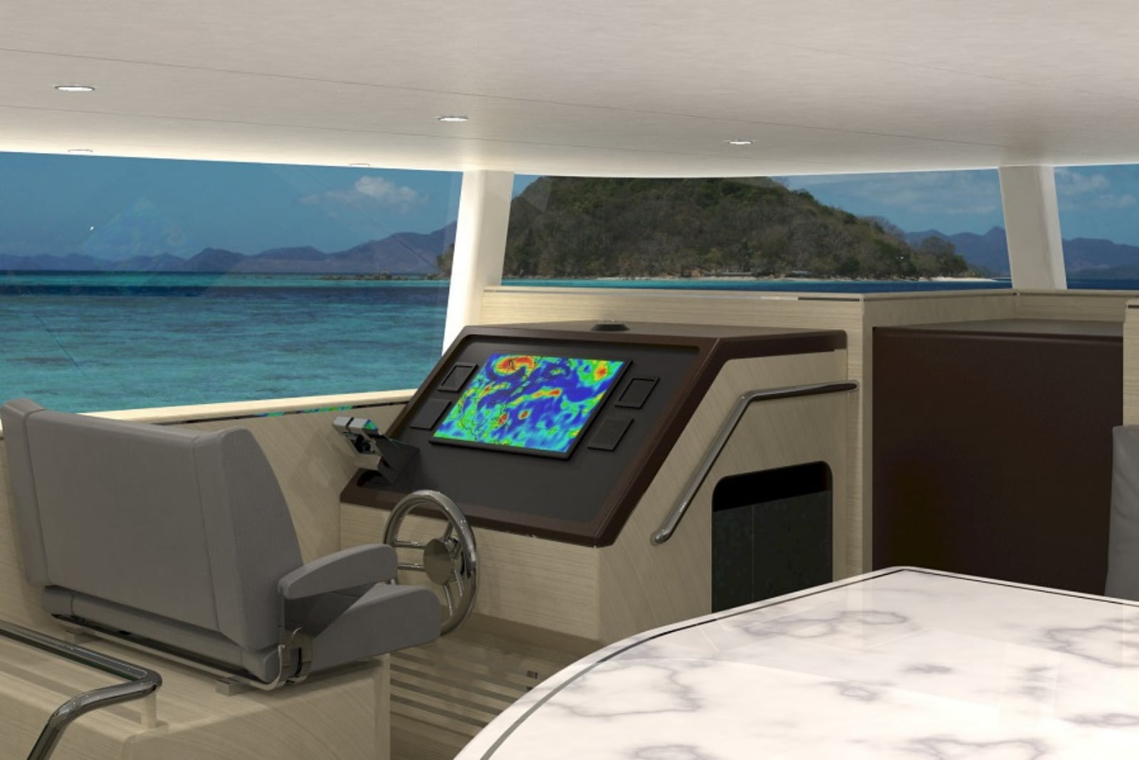 INNOVATIVE TECHNOLOGY FOR SMOOTH SAILING