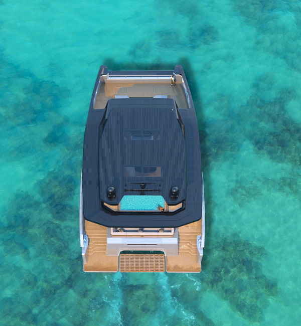 THE NEXT GENERATION OF ELECTRIC YACHTS