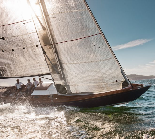The Ringle 39 day sailor, now sold by Flagstaff Marine…