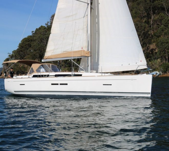 Dufour Grand Large 405 Sold By Flagstaff Marine
